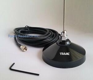 Antenna Magnet Mount VHF 136-512 MHz for Motorola Mobile Radio Mini-UHF 1100MUHF