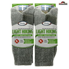 Thorlo Light Hiking Socks ~ 2 Pair Large ~ NEW