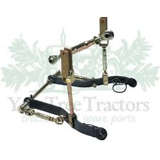 Compact Tractor 3 Point Linkage Kit Suitable for Kubota, Iseki and Yanmar