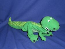 Vintage Disney Pixar Rex the Dinosaur Plush Hand Puppet by Burger King 1995 15""
