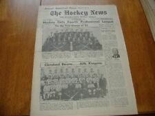 the hockey news april 18 1953 maurice (rocket) richard