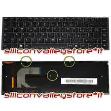 Tastiera ITA Nero Retroilluminata con Frame Sony Vaio VPC-S137GXS, VPC-S137GXZ