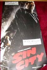 Cinema Poster: SIN CITY 2005 (Panel Poster Hartigan) Bruce Willis