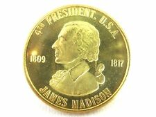 US PRESIDENT JAMES MADISON-1809 TO 1817/FATHER OF THE CONSTITUTION ..#8.19/48