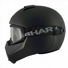 Casco Helmet Integrale Vancore Nero opaco Shark Size L