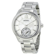 Movado Bellina Motion White Mother Of Pearl Dial Ladies Smart Watch 0660004