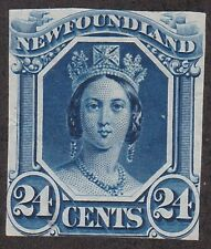 Kappysstamps Id7357 Nfld Newfoundland 31Pi Mint Proof Hinged