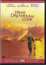 What Dreams May Come Dvd 2003 Pg-13 Robin Williams After Life There is More