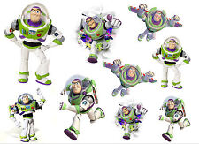 (◕‿◕) Selection of Buzz Light Year Iron On Transfers Create stocking fillers