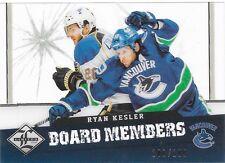 12/13 Limited Board Members Ryan Kesler /199 BM-10 Canucks
