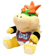 Super Mario Bros. Sitting Bowser Koopa Jr. Stuffed Plush Doll Figure Toy 7 inch