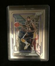 Magic Johnson 2019 The National VIP GOLD Pack card #40 Lakers