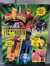 Megazord Right Bandai Power Rangers Sentai Robot Perfect Wire-Guided