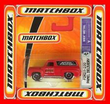 MATCHBOX 2008  FORD F-100 PANEL DELIVERY