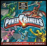 POWER RANGERS - SONGS FROM THE TV SERIES CD ~ SOUNDTRACK *NEW*