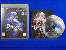 ps3 DEMONS SOULS A Strategic RPG Game Playstation PAL UK Version Demon's