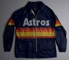 Vintage Houston Astros 80's Vinyl Jacket Size S