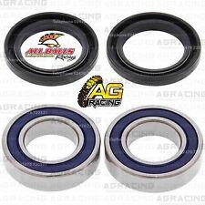 All Balls Front Wheel Bearings & Seals Kit For Suzuki DRZ 400S 2002 Motorcycle