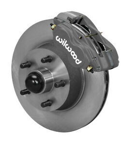 Wilwood 140-13653 Classic Series Dynalite Front Brake Kit 1960-1968 Ford Galaxie