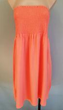 BNWT Ladies Size XL 18 Mix Brand Salmon Pretty Convertible Summer Dress