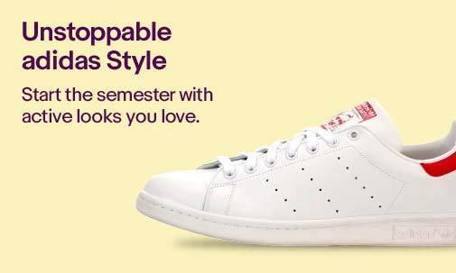 Unstoppable adidas Style | Start the semester with active looks you love.