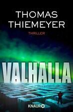 Valhalla von Thomas Thiemeyer (2016, Taschenbuch), UNGELESEN