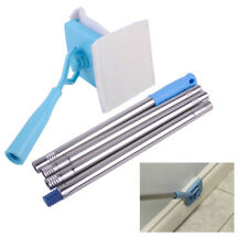 Baseboard Cleaning Mop Simply Walk Glide Extendable Microfiber Dust Brush Clean
