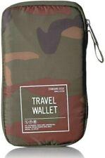 Herschel Travel Wallet Woodland Camo