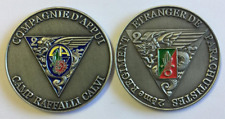 CHALLENGE COIN: FRENCH FOREIGN LEGION - 2e REP (CEA) - Reconnaissance & Support
