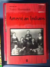 American Indians by Shoemaker Paperback Book (English)