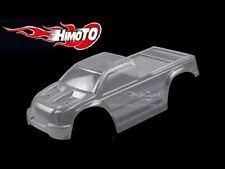 CARROZZERIA TRASPARENTE + ADESIVI 1:18 OFF ROAD CAR BODY MONSTER TRUCK HIMOTO