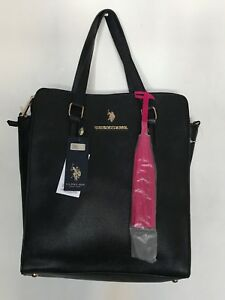 AUTHENTIC US POLO ASSN SUSANNAH TOTE BAG