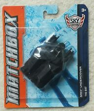 RARE DIECAST MODEL MATCHBOX THE BAT UNDERCOVER SKY BUSTERS MATTEL 2012 BATMAN