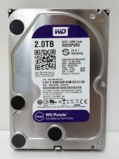 WD - WD20PURX - Replacement 2TB Hard Disk Drive for Samsung Wisenet DVR