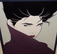 """PATRICK NAGEL MIRAGE EDITION """"THE BOOK"""" POSTER"""