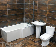 Bathroom Suites with Features Shower/Showerbath