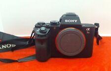 Sony Alpha A7 II 24.3MP Digital Camera - Black