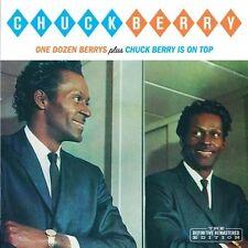 Chuck Berry - One Dozen Berrys / Chuck Berry Is on Top [New CD] Bonus Tracks