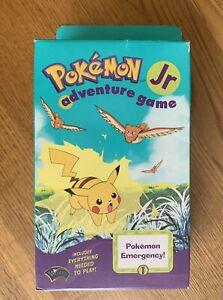 Pokemon Jr. Adventure Game New In Box Vintage 1999 WOTC Gotta Catch 'em All.