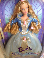 Mattel Collectible Sleeping Beauty Barbie Doll 1997 New