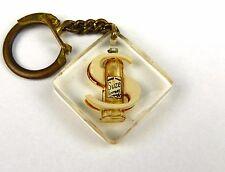 Porte-clés, Key ring Bourbon à Bulle - SUZE - APERITIF A LA GENTIANE - (losange)