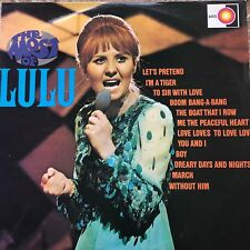 "The Most of Lulu 12""LP *Vinyl in NM condition*"