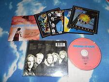 DEF LEPPARD ?– Work It Out UK LTD CD SINGLE W/POSTCARDS RARE MIXES/B-SIDES