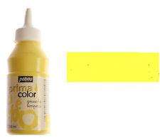 Schulmalfarbe 250ml Zitronen Gelb Gouache (10,48€/1L)