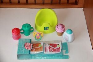 Baby Alive Real Surprises Magnetic Pacifier Bottle Ice Cream Powder Potty MORE