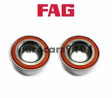 Mercedes E430 ML320 S65 AMG FAG Front & Rear Wheel Bearings 2029810127 547103E