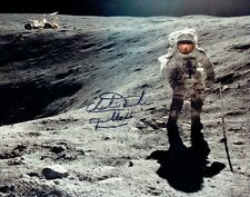 CHARLES DUKE -  Signed colour photo issued by NASA