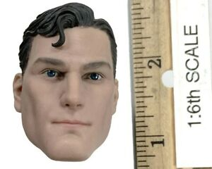 Sideshow DC Comics Superman Head (No Neck Joint) 1:6th Scale Accessory