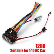 Hobbywing QuicRun Brushless Sensored Speed Controller 120a ESC for 1 10 RC Car