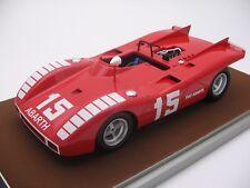 1/18 scale Tecnomodel Abarth 2000SP 1970 Nurburgring TM18-59A